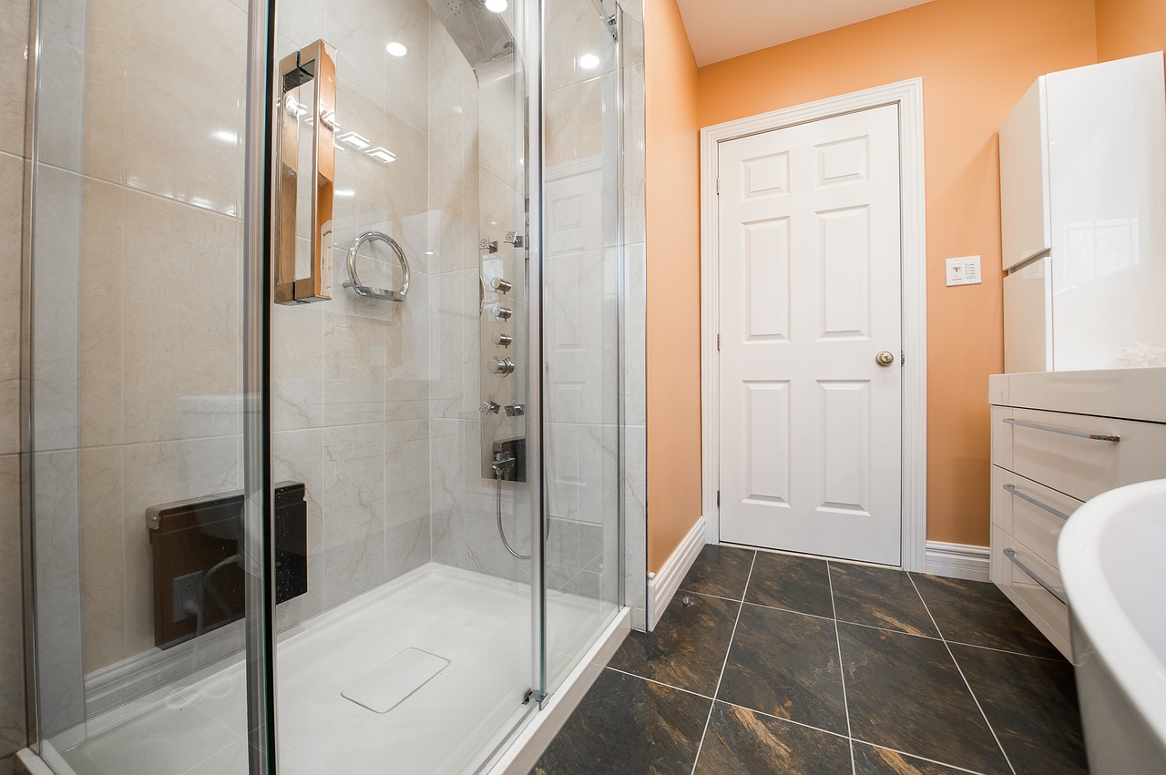 Bathroom Shower Remodel in Barrie